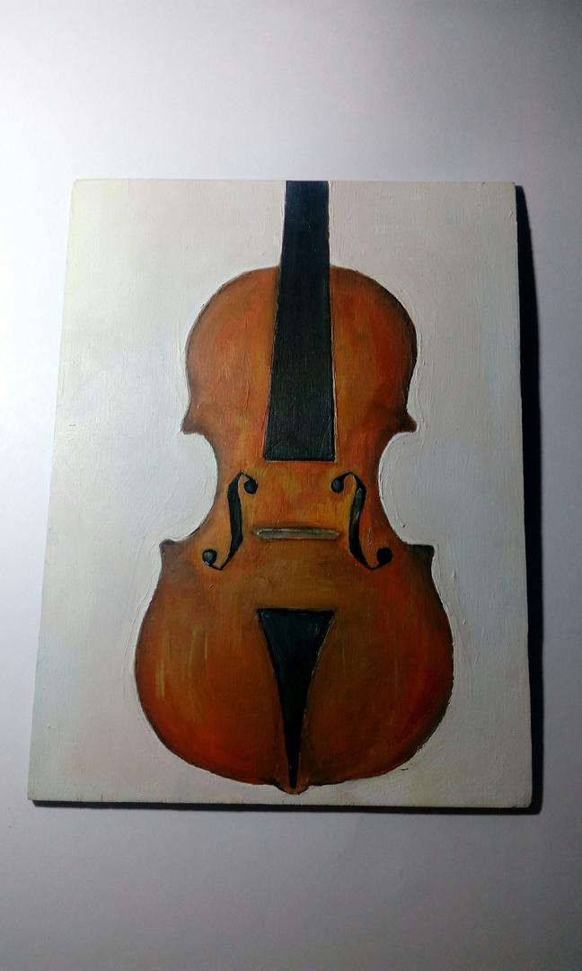 Григорий Цветаев. Скрипка без струн