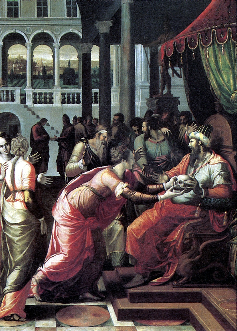 Лука Пенни. Суд императора Оттона