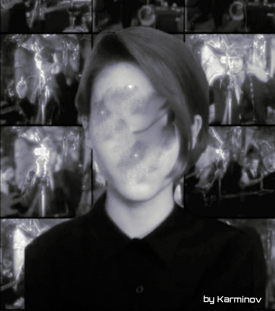 Mila Khasanova. Автопортрет