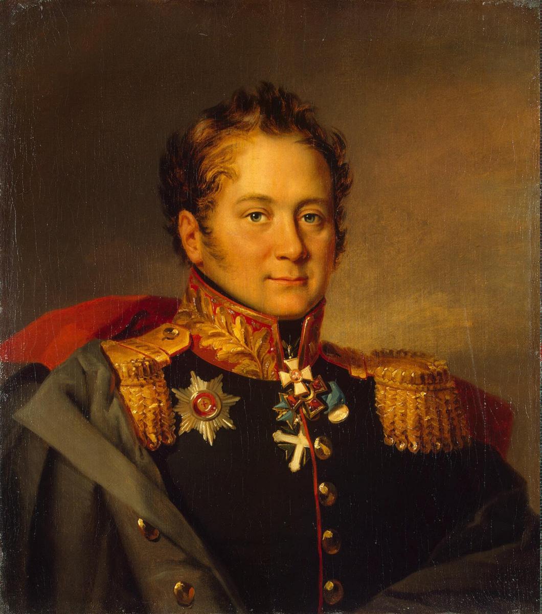 Джордж Доу. Портрет Александра Александровича Писарева