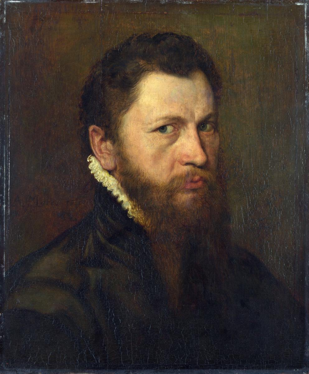 Антонис ван Дасхорст Мор. Портрет мужчины