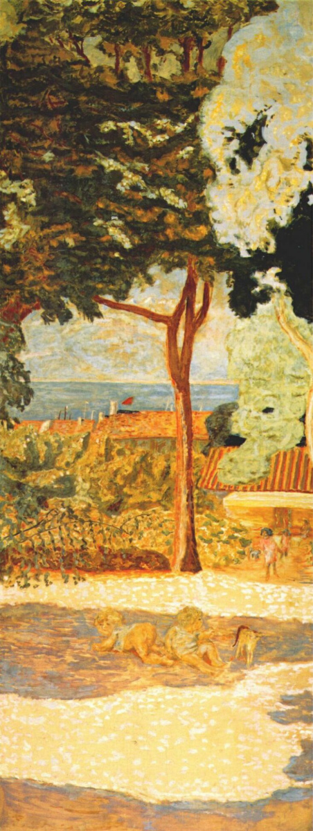 Пьер Боннар. Средиземноморье