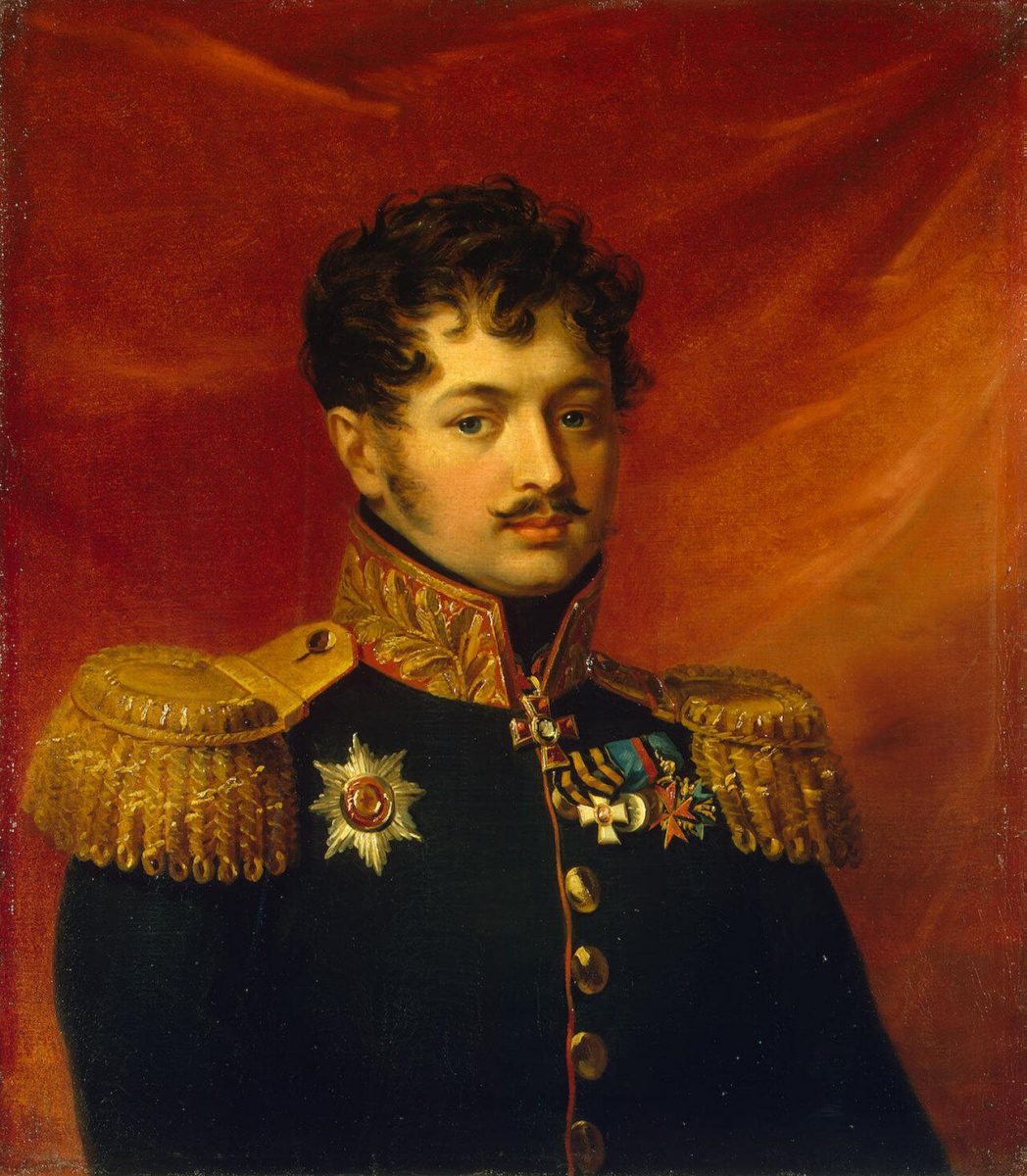 Джордж Доу. Портрет Петра Петровича Загряжского