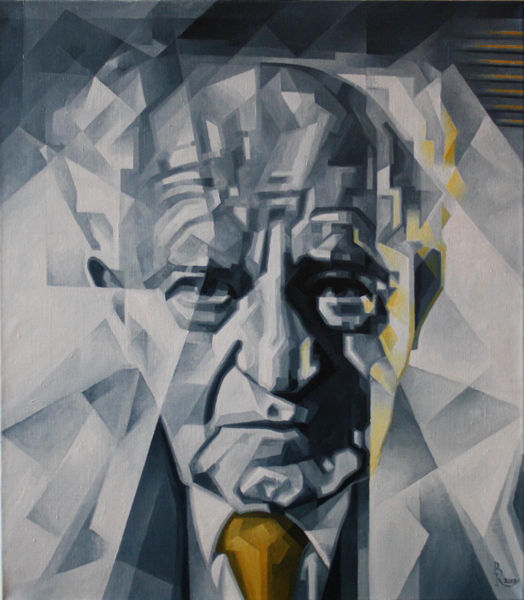 Vasily Krotkov. David Ben Gurion