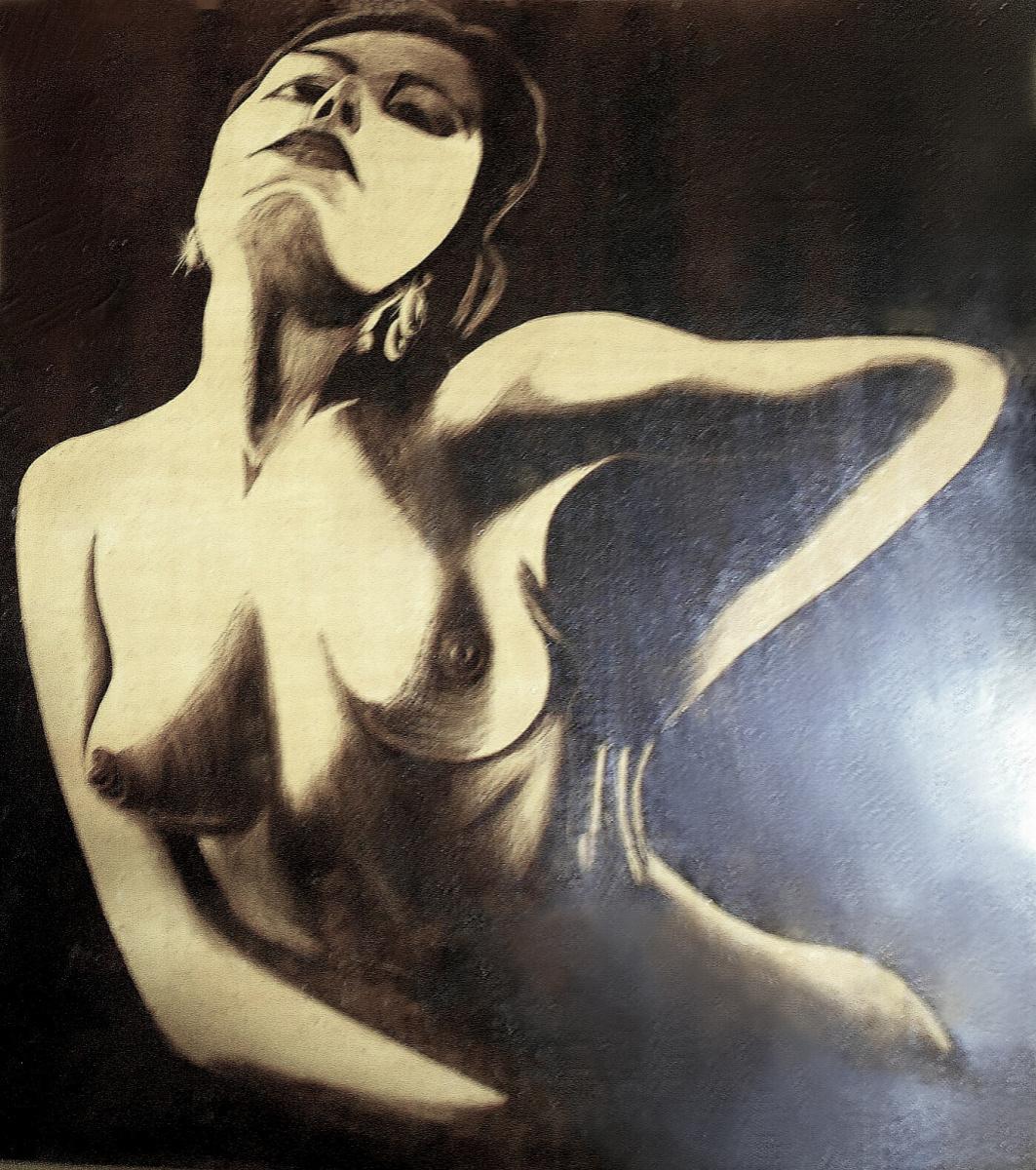 Kirichenko Semenovich Alexander. Nude