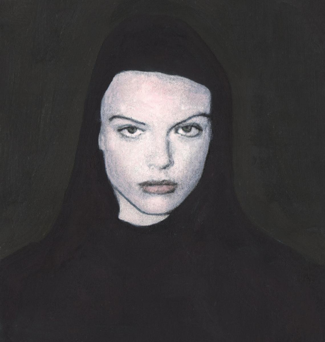 Nickie Zimov. Lines