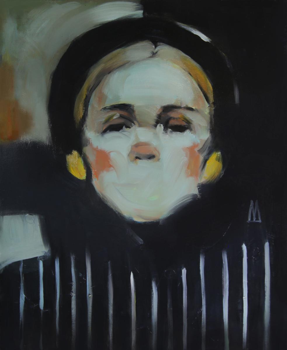 Anastasiia Danilenko. Silence