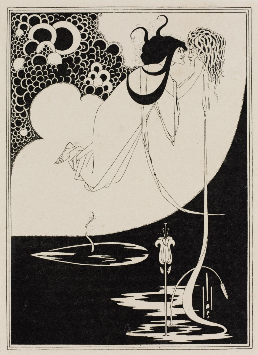 Aubrey Beardsley. Culmination