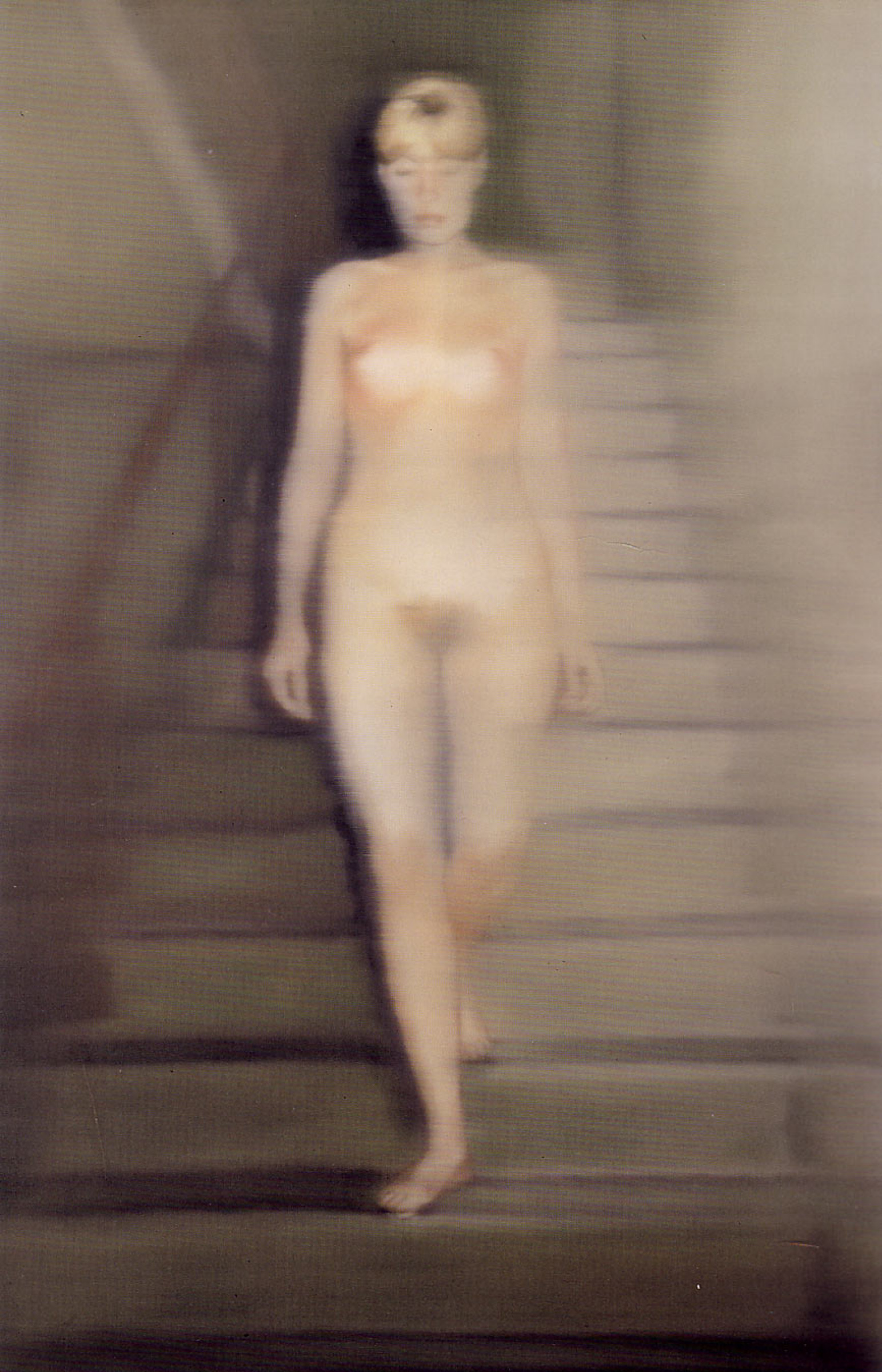 Герхард Рихтер. Лестница