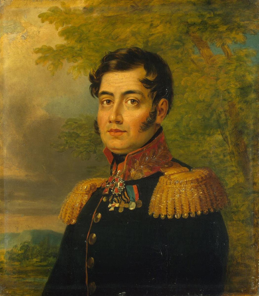 Джордж Доу. Портрет Михаила Федоровича Наумова