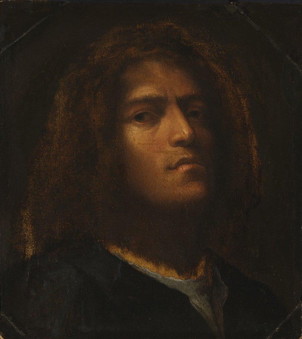 Giorgione. Self-portrait