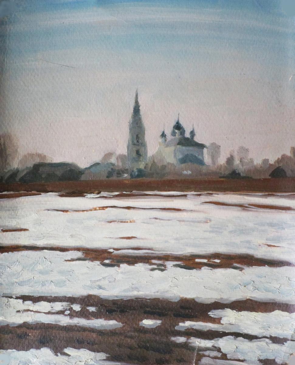 Alexey RusAC. Spring in Temerinska