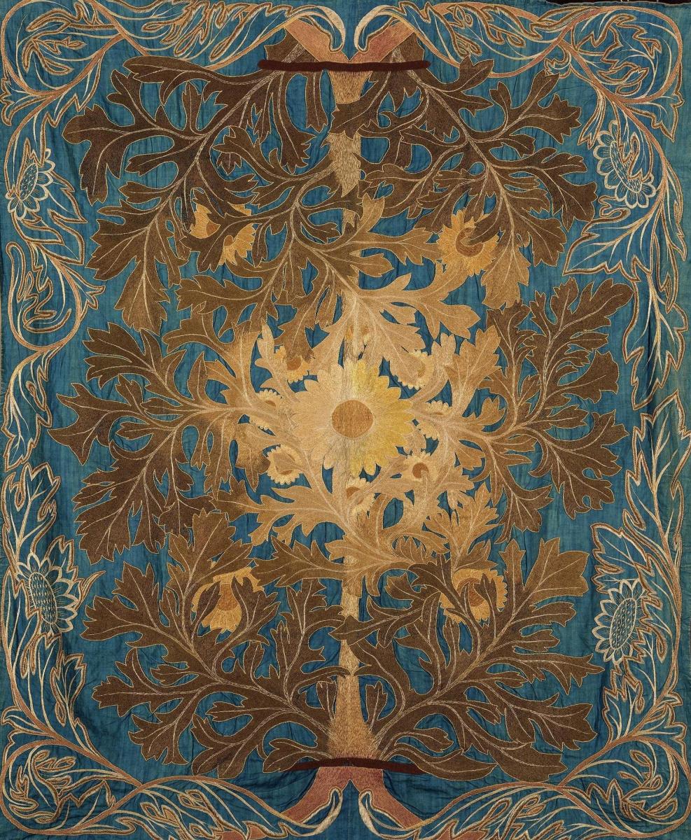 Уильям Моррис. Цветущее дерево