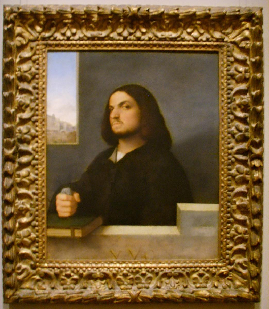 A portrait of a noble Venetian