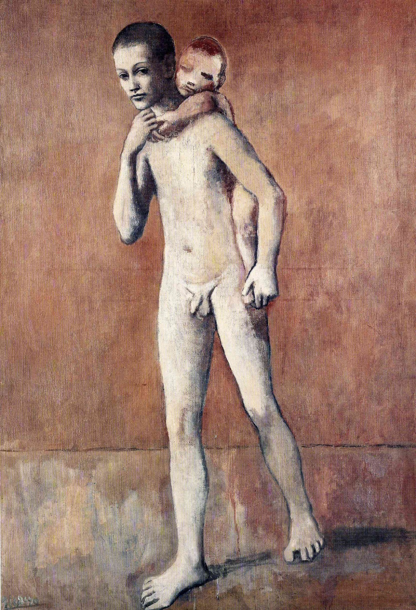 Пабло Пикассо. Братья