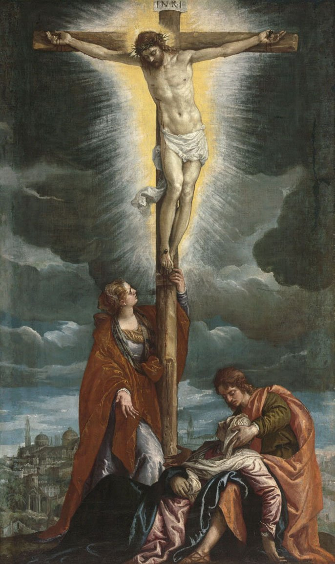Paolo Veronese. The Crucifixion