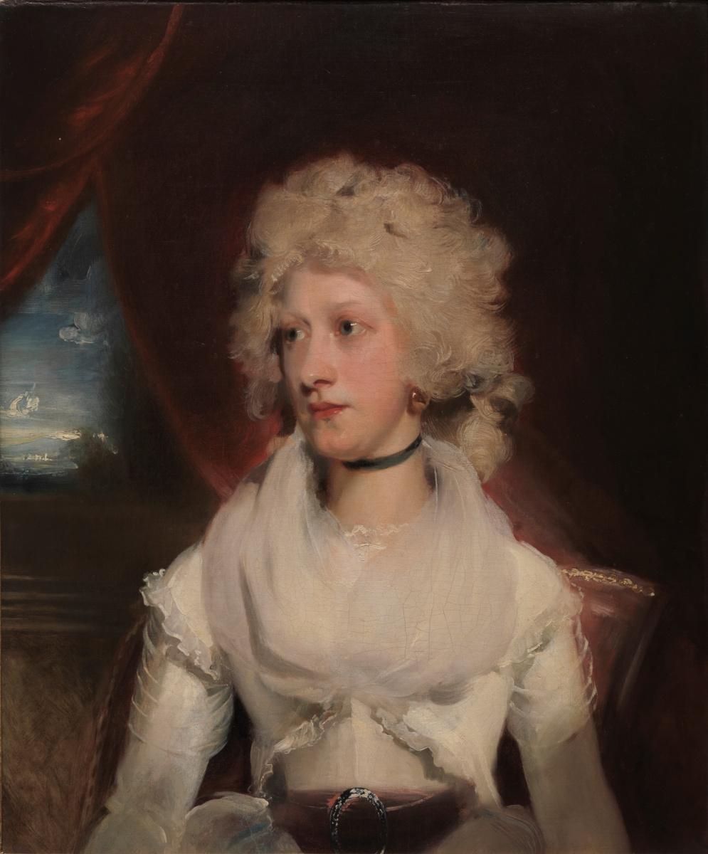 Thomas Lawrence. Miss Martha Kerry