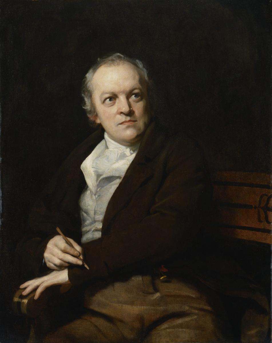 Thomas Phillips. William Blake