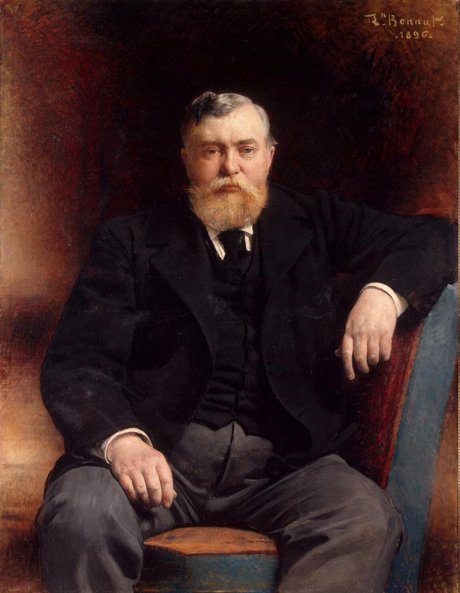 Леон Жозеф Флорантен Бонна. Портрет князя Тенишева
