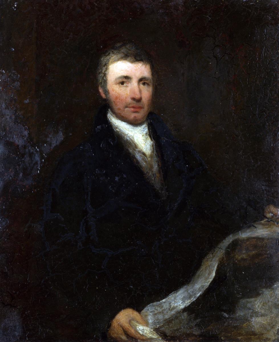 Уильям Боксал. Портрет мужчины в возрасте около 45