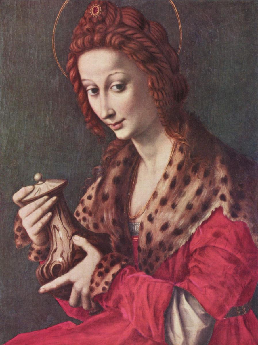 Франческо Убертини Баккьякка. Св. Мария Магдалина