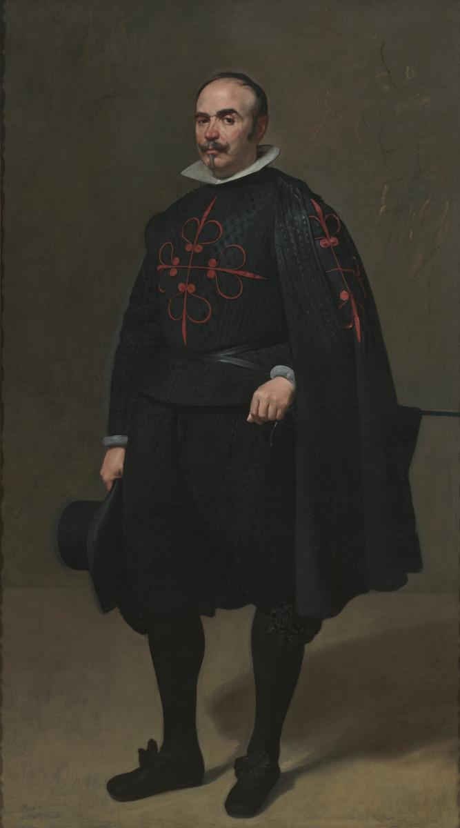 Диего Веласкес. Портрет дона Педро де Барберана-и-Апаррегьи