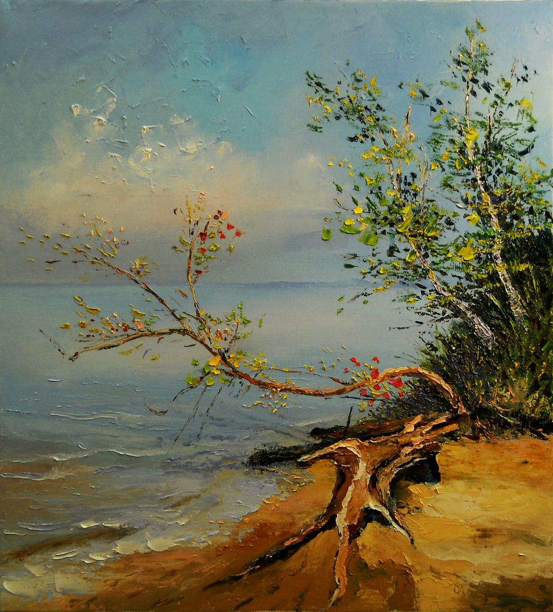 Vadim Anatolyevich Stolyarov. Volga - Mother