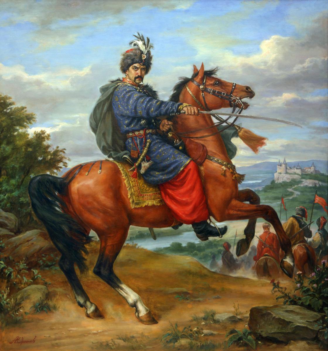Arthur Olegovich Orlenov. Ivan Bogun