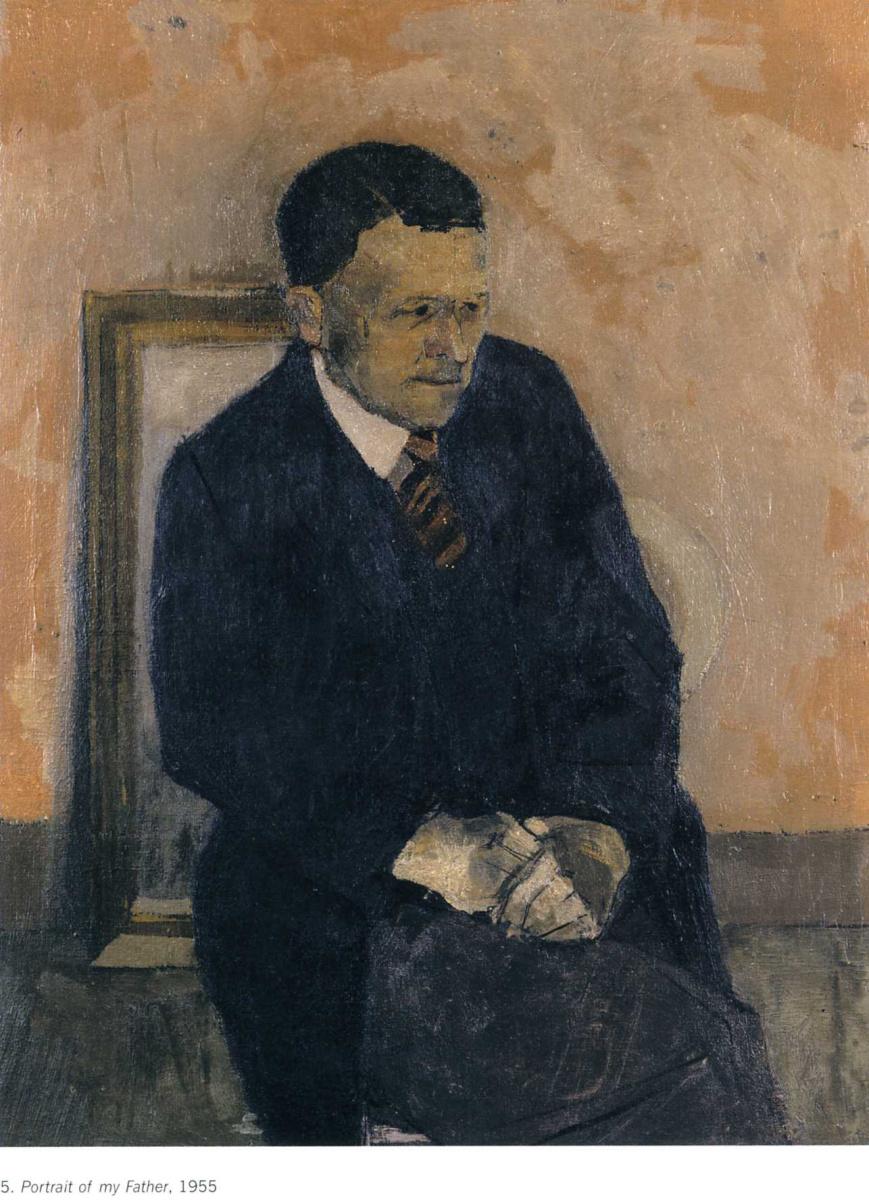 Дэвид Хокни. Портрет 8