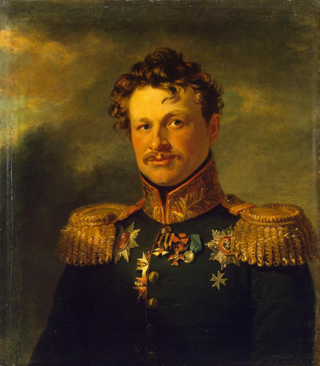 Джордж Доу. Портрет принца Филиппстальского