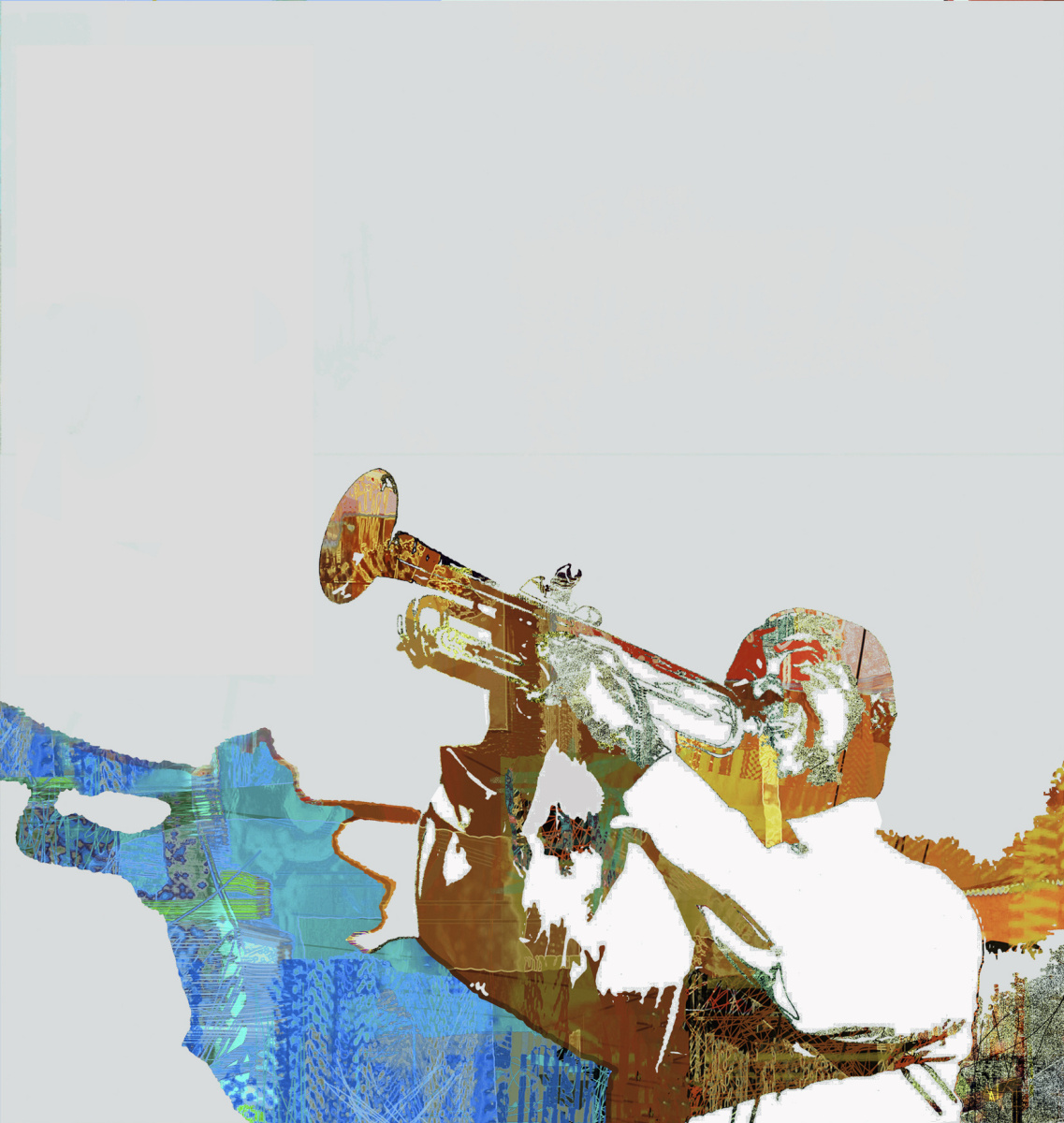 Vladimir Evgen'evich Koreshkov. All this jazz IV. Popartbractionism