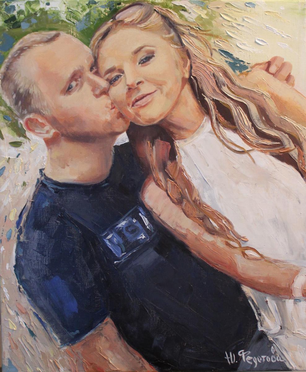 Julia Valerievna Fedotova. Love in the air