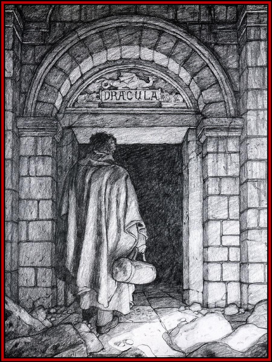 Грег Хильдебрандт. Дракула