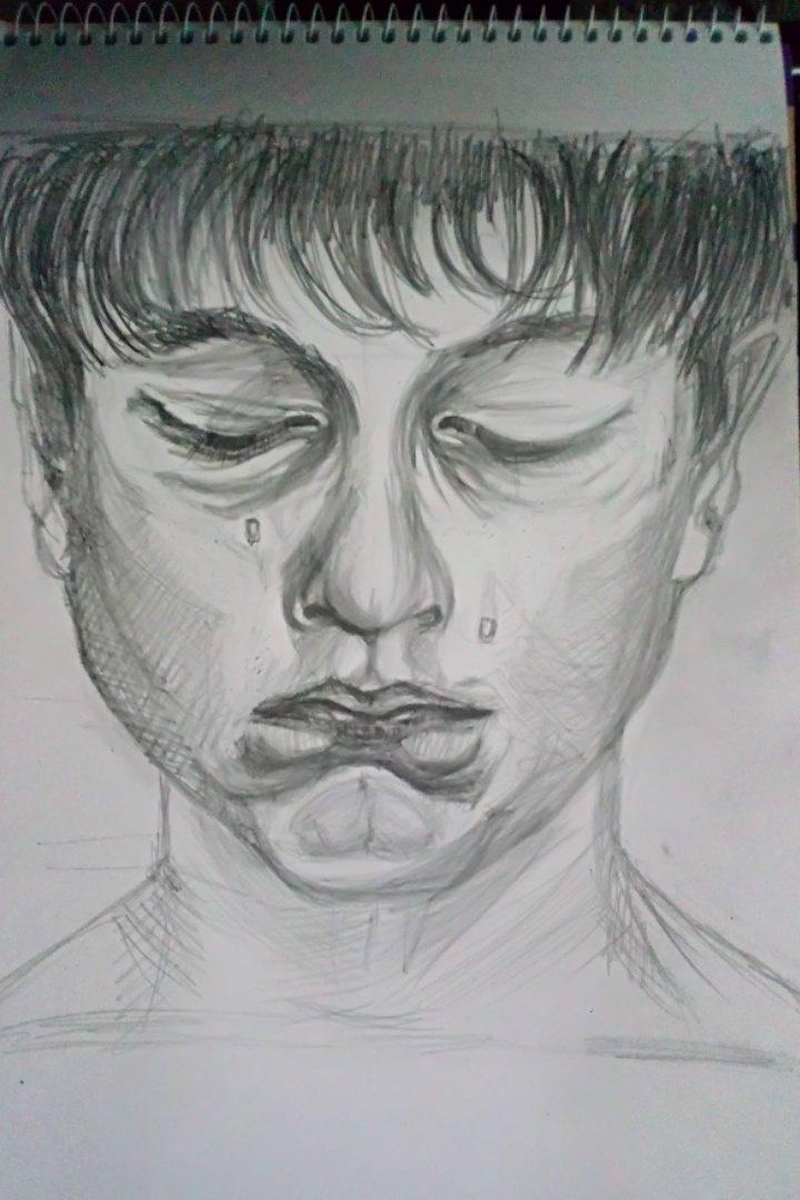 Julia Alekseevna Ovcharenko. Sketches