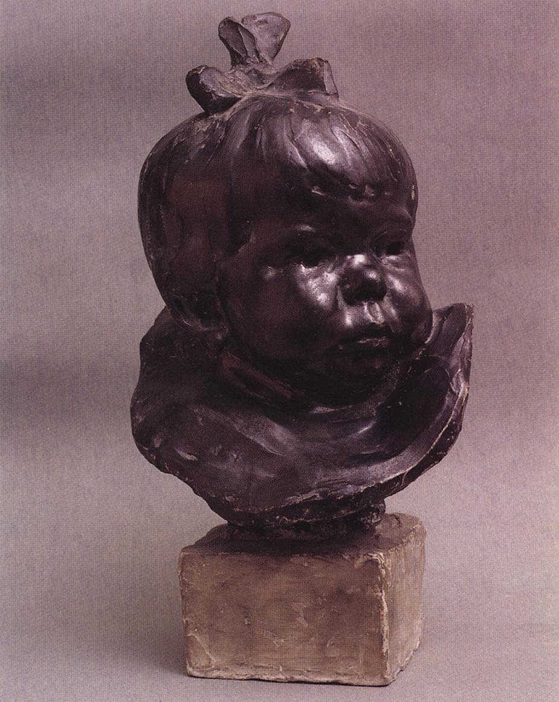 Boris Kustodiev. Child