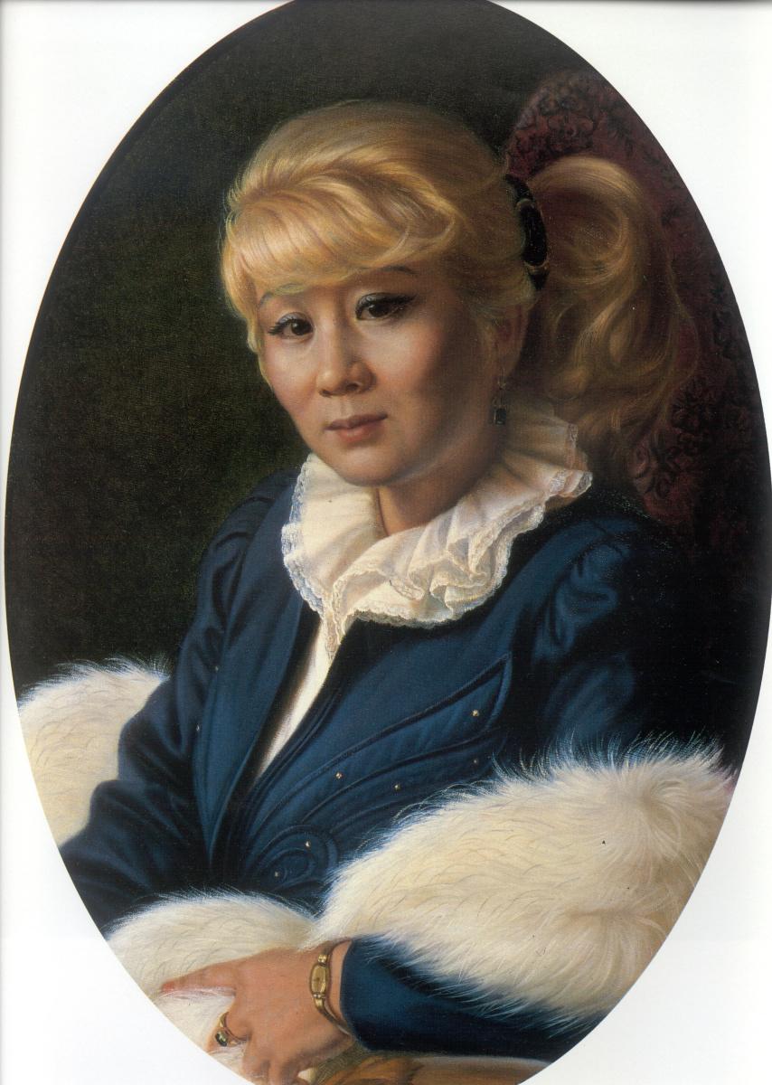 Александр Максович Шилов. Мира