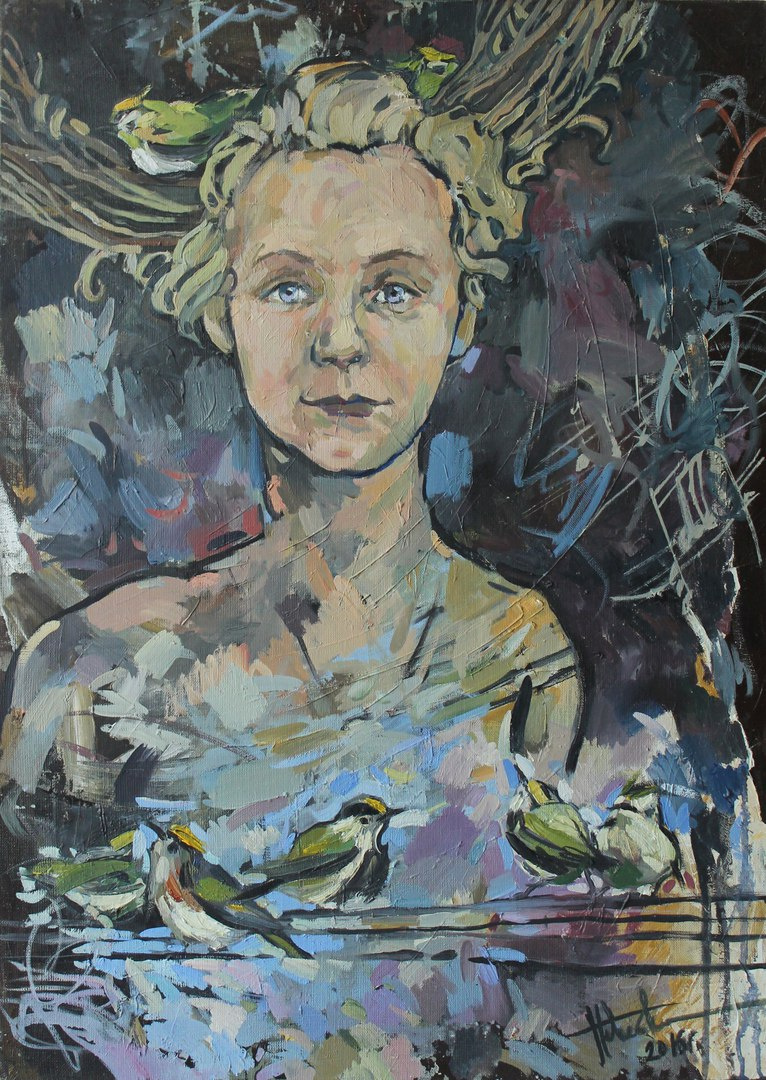 Julia Sergeevna Neveiko. Goldcrest