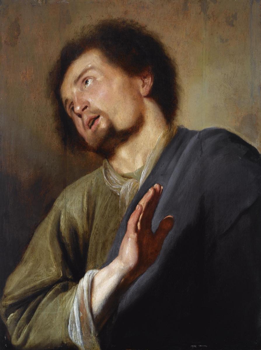Ян Ливенс. Апостол Фома