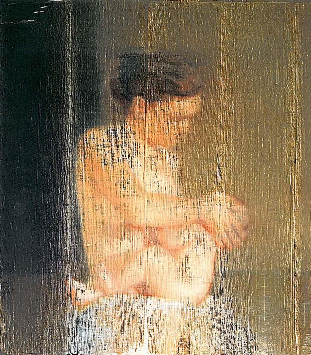 Gerhard Richter. Motherhood