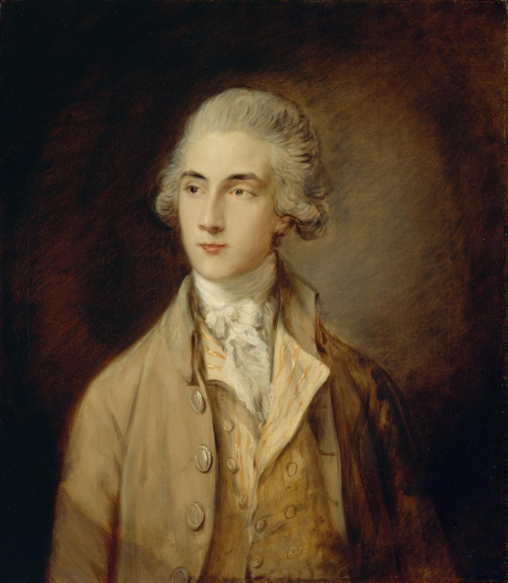 Thomas Gainsborough. Edward Swinburne