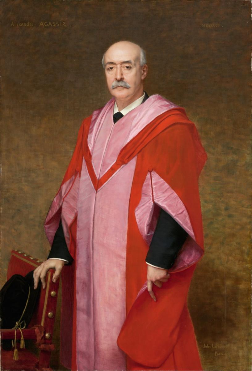 Jules Joseph Lefebvre. Alexander Agasis. 1901