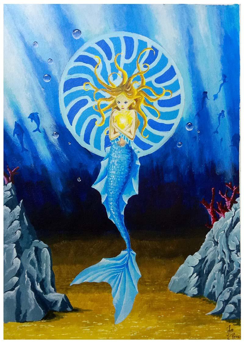 Inna Trill. Mermaid