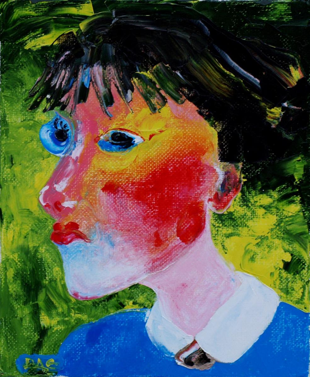Alexander Ocher Kandinsky-DAE. Nerd
