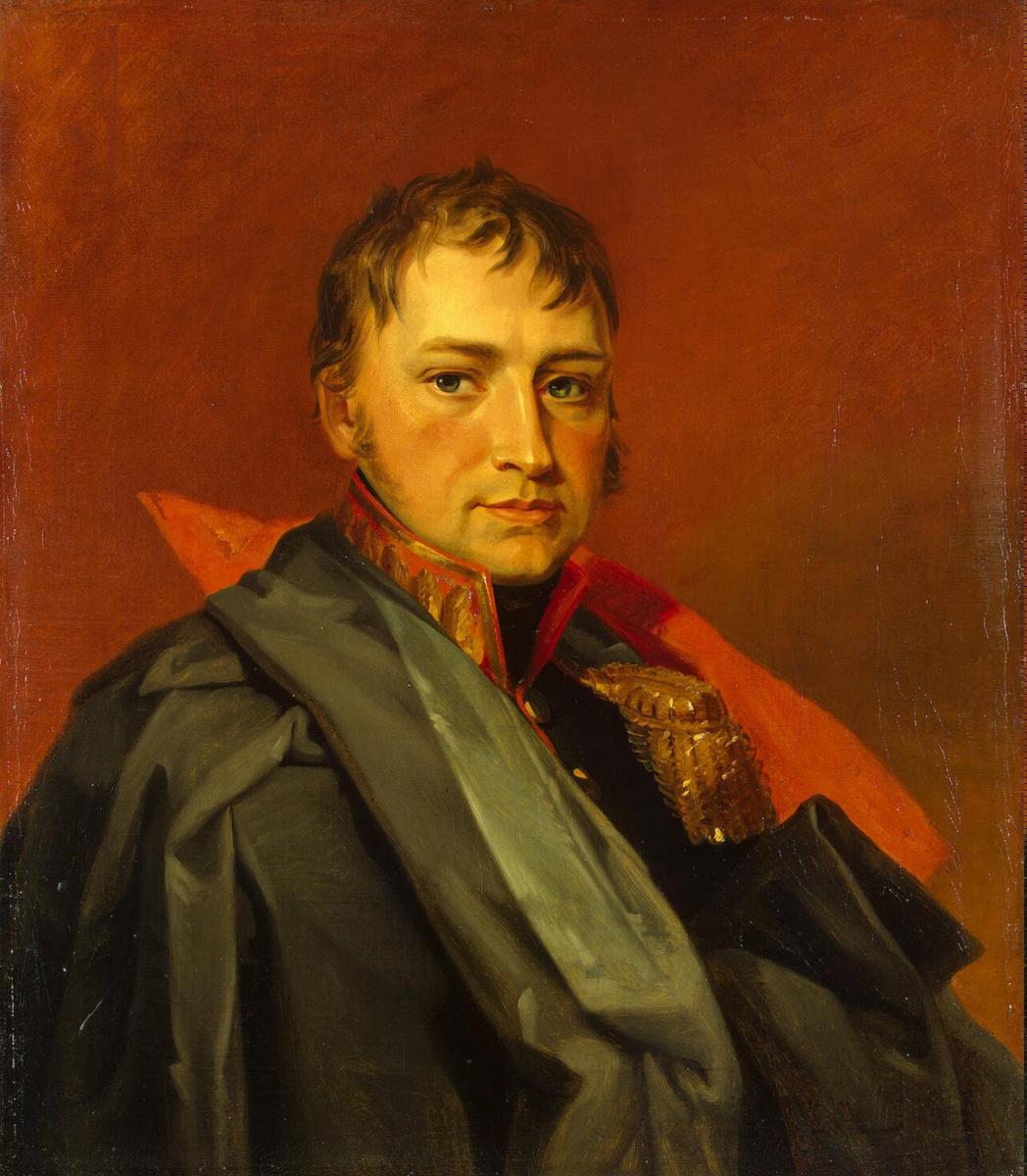 Джордж Доу. Портрет Отто Ивановича Бухгольца
