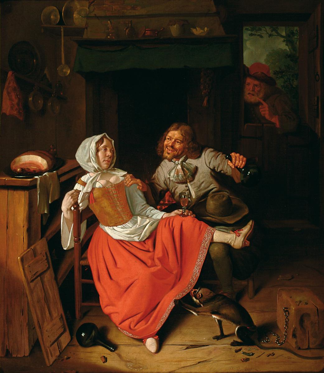 Peter Gerrits van Roystraten. The wicked cook