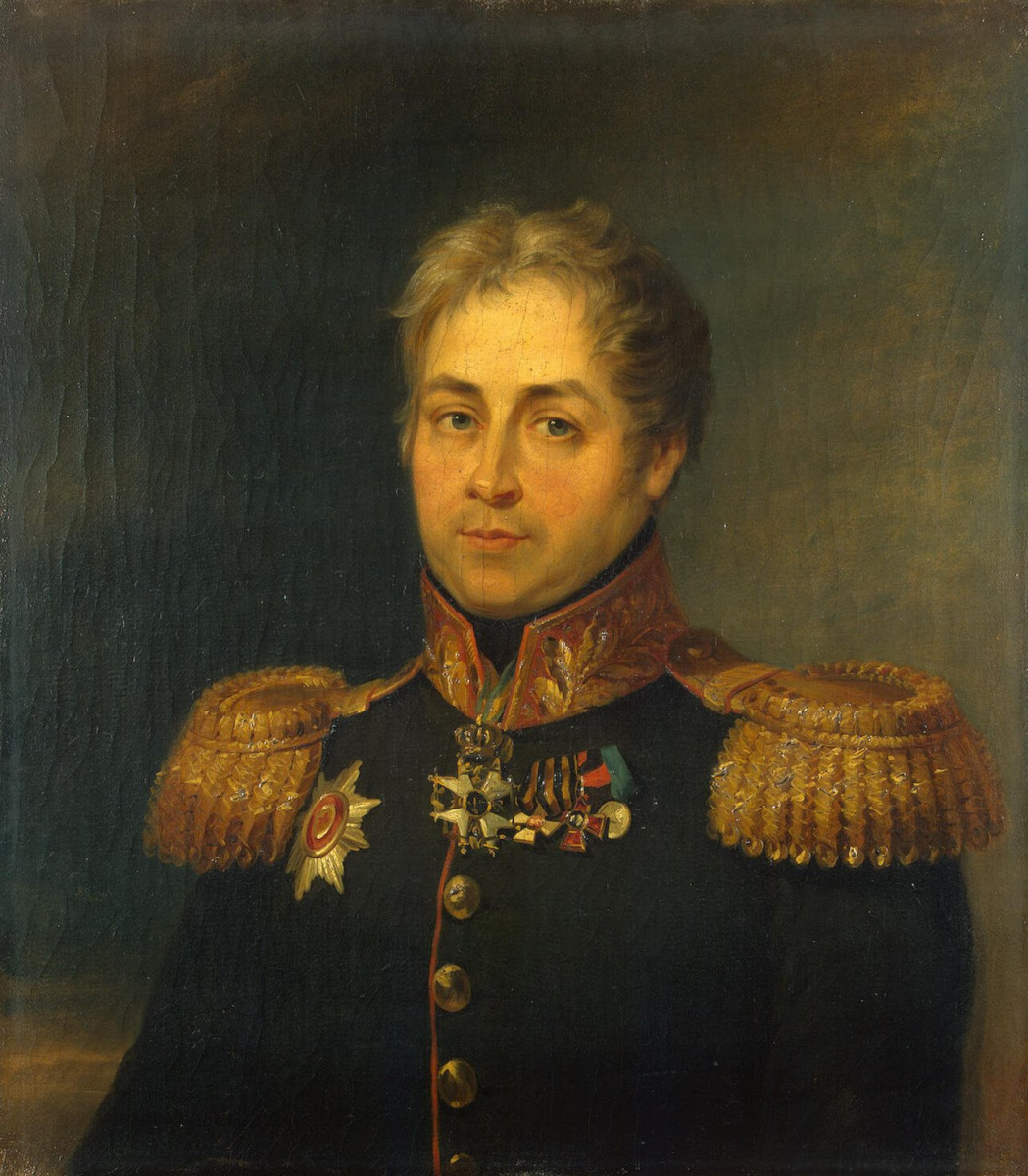Джордж Доу. Портрет Иосифа Карловича Соколовского