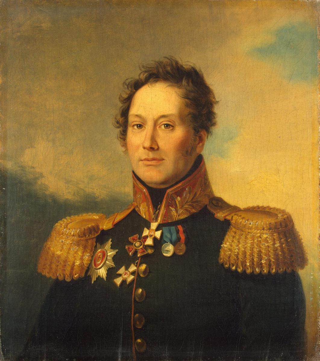 Джордж Доу. Портрет Моисея Ивановича Карпенко