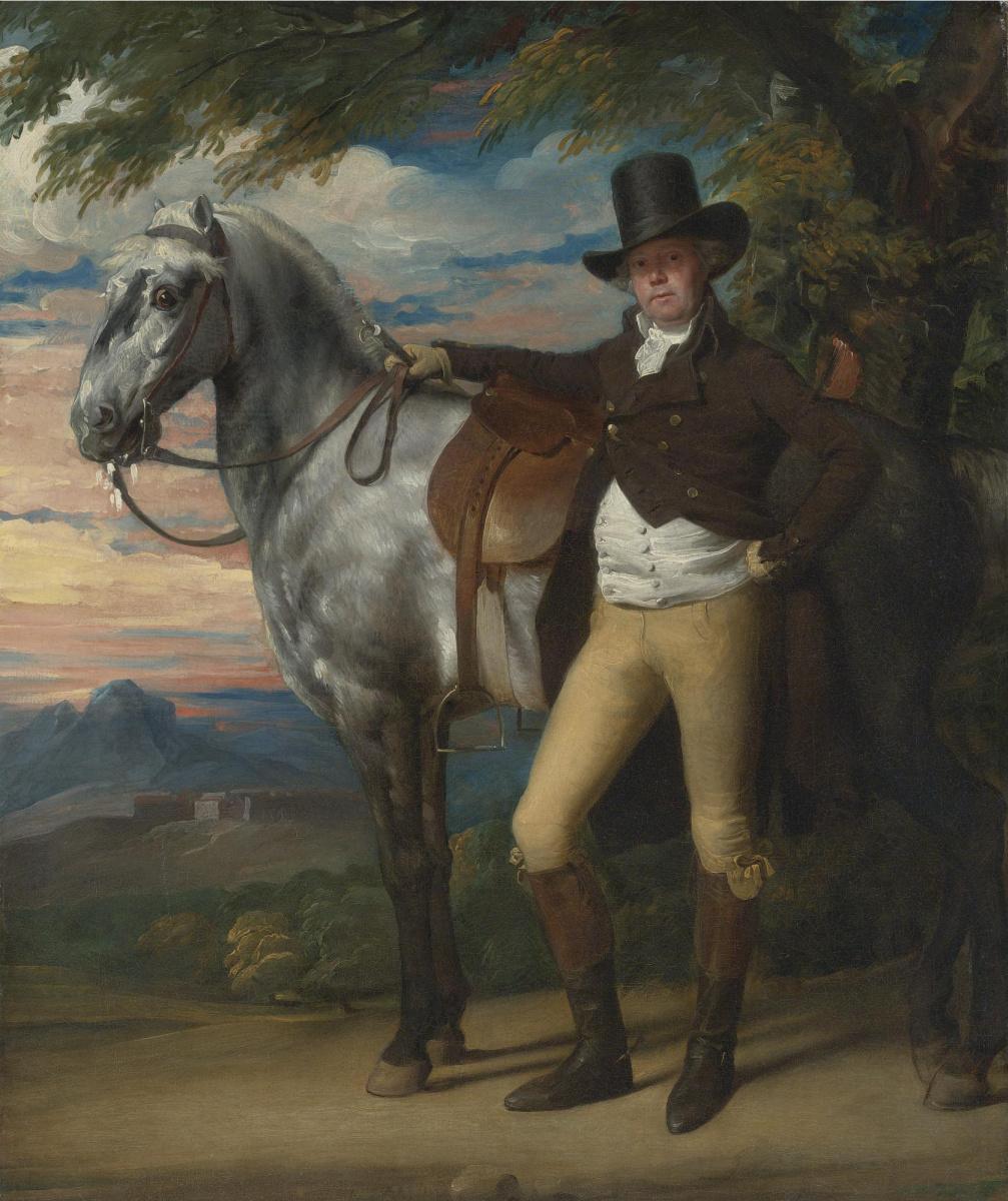 John Singleton Copley. John Wombwell