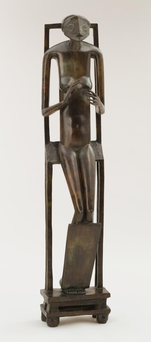 Альберто Джакометти. Невидимый объект. Руки, удерживающие пустоту