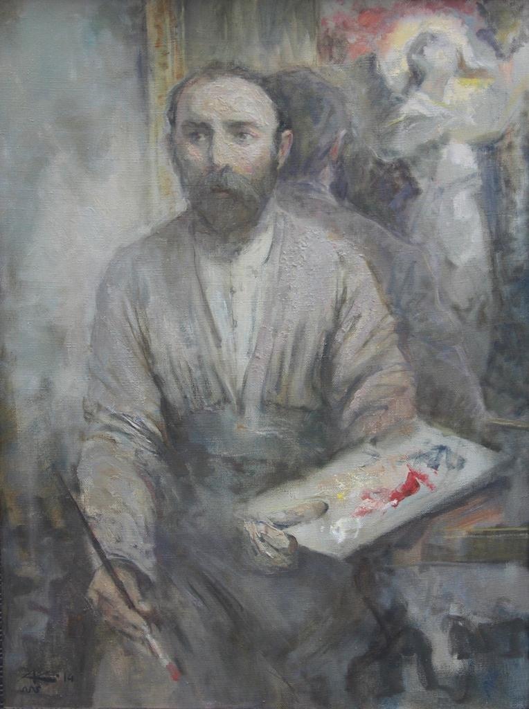 Алан Батрович Калманов. Коста и Скорбящий ангел